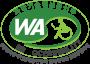 (사)한국장애인단체총연합회 한국웹접근성인증평가원 웹접근성 우수사이트 인증마크(WA인증마크)